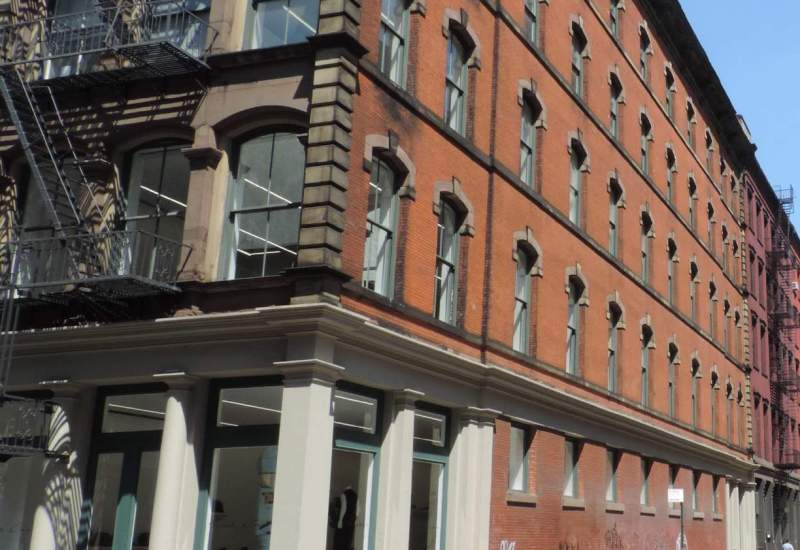 30 Howard Street building